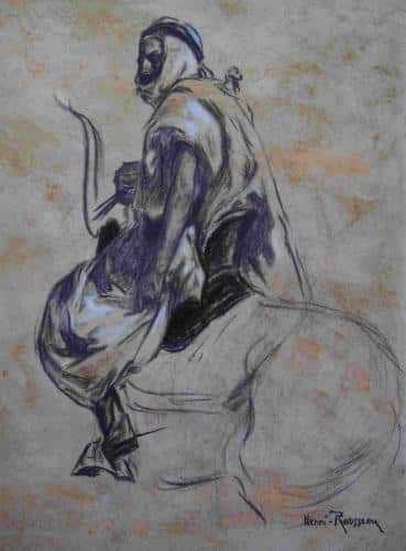 Henri Rousseau l'orientaliste