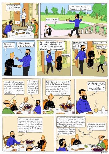 BD-abbé Tintin