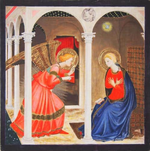L'annonciation Fra Angelico
