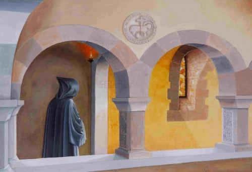 """Vie interieure """"Celui qui habite au secret du Tres-Haut loge sous la protection du Dieu du Ciel"""" (psaume 90)"""