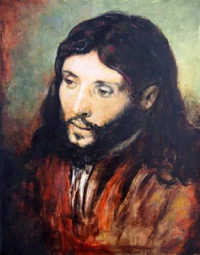 Le Christ Rembrandt