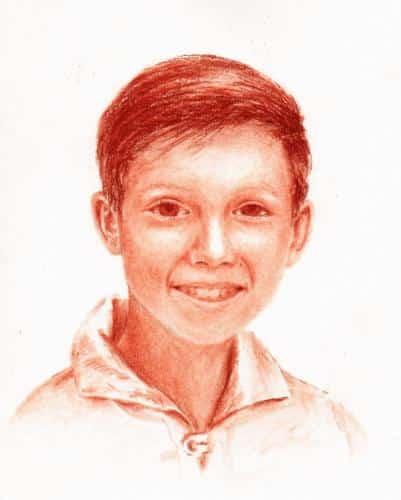 portrait de Baudouin